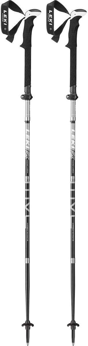 Leki Micro Vario Carbon Strong/ /Carbon Bastones Senderismo Plegable