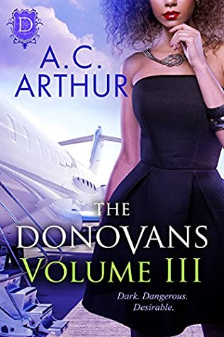 book cover of The Donovans Volume III