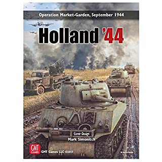 GMT Games LLC Holland '44: Operation Market-Garden, September 1944