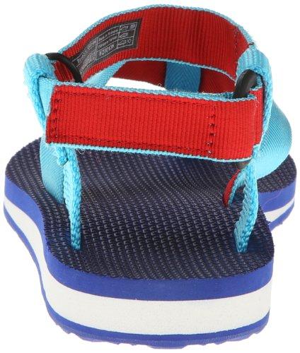 Sandal Light Blue Red Teva Original Women's BExqPZwn4v