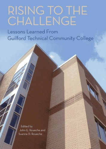 Rising to the Challenge: Lessons Learned From Guilford Technical Community College