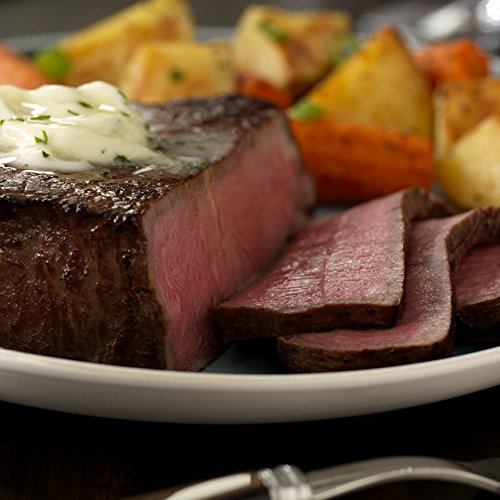 Meyer Natural Angus USDA Prime Top Sirloin Steaks 8oz - 6 per case