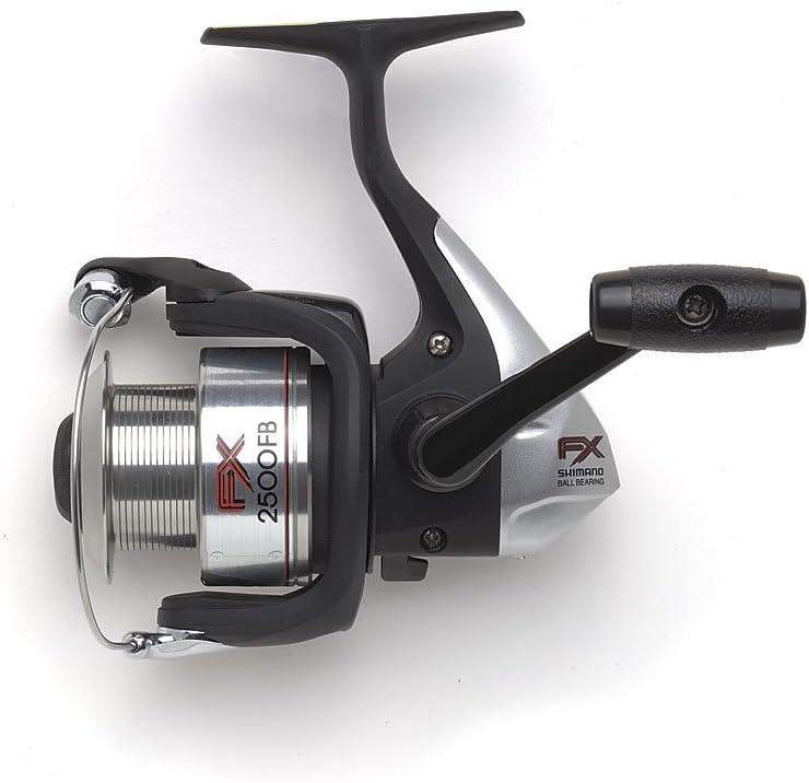 Shimano FX Spinning Carrete FX2500FB: Amazon.es: Deportes y aire libre