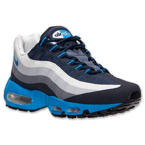 Nike Air Max 95 No Sew Men Shoes Cool GreyWoolf GreyPure
