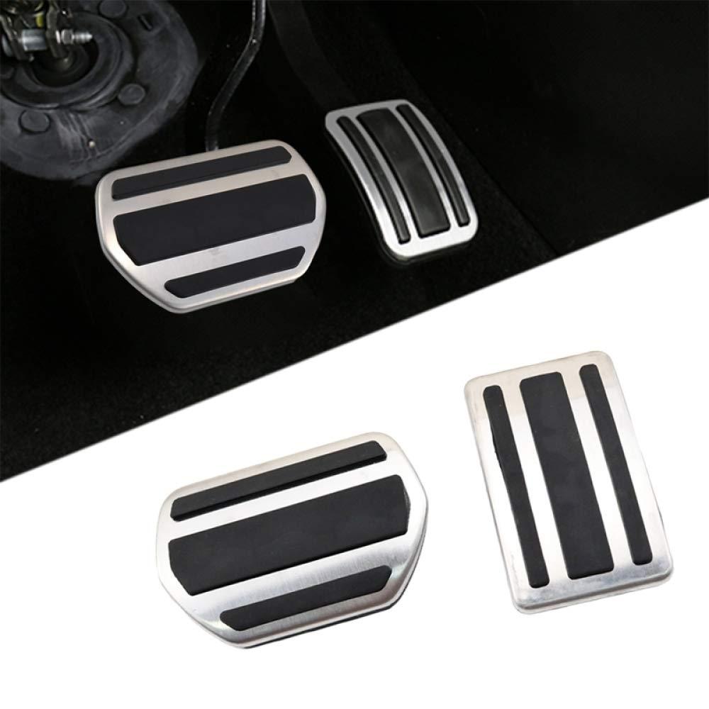 LUVCARPB Accessoires automatiques de p/édale de Frein de p/édale dacc/él/érateur de Voiture de p/édales Ajustement pour Peugeot 508 2012-2014 Ajustement pour Citroen C5 2011-2014
