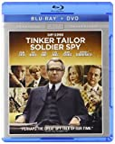 Tinker, Tailor, Soldier, Spy (Blu-ray + DVD + Digtial Copy + UltraViolet) by Focus Features