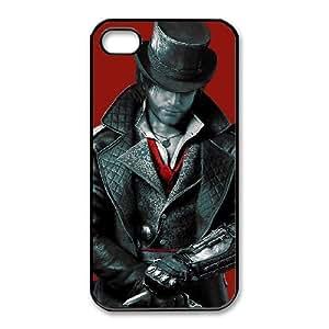 iphone4 4s Phone Case Black Jacob Frye UYUI6794888