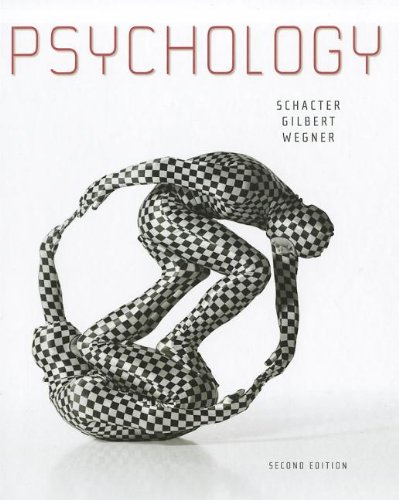 Psychology & PsychPortal Access Card -  Daniel L. Schacter, 3rd Edition, Hardcover