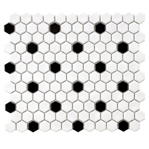 somertile-fxlmhwbd-retro-hexagon-porcelain-mosaic-floor-and-wall-tile-1025-x-1175-white-with-black-d