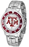Texas A & M Aggies Competitor Watch with a Metal Band