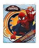 Marvel Ultimate Spider-Man Web Warriors Mini Backpack Fun Set Bundle