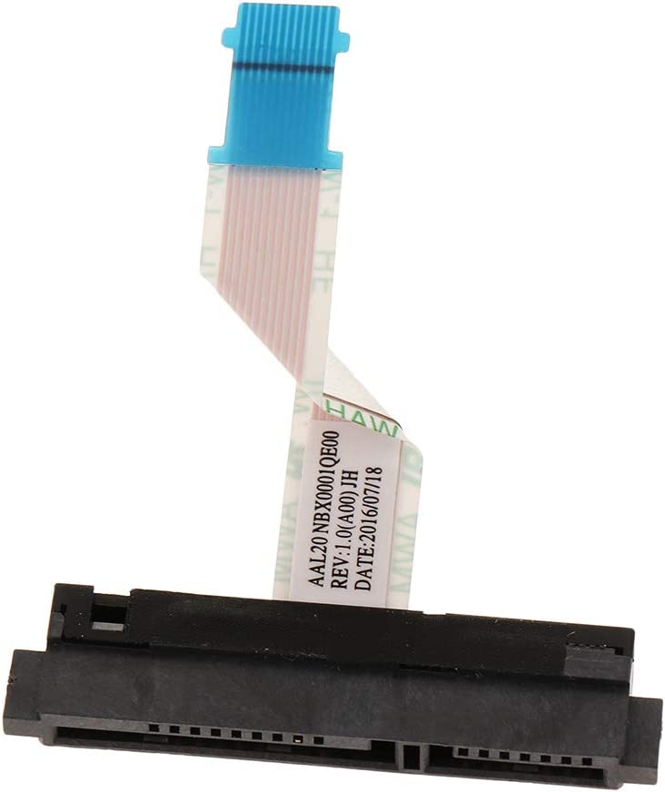 5000 Computers Replacements HDD Cord 5555 5559 Hard Drive Flex Cable Adapter for Dell Inspiron 15 5558