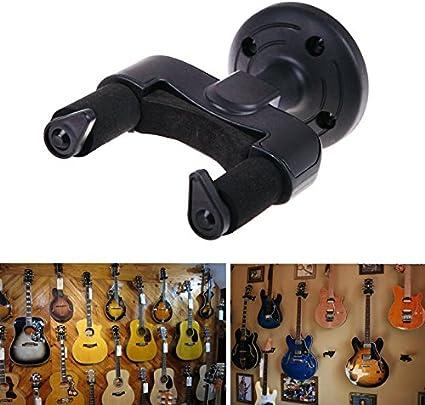 Ganchos para colgar la guitarra en la pared, para todo tipo de ...