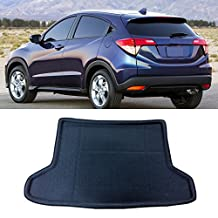 Interior Car Boot Pad Cargo Liner Floor Mat Cover For Honda HR-V Vezel 2014-2016