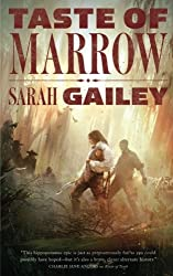 Taste of Marrow by Sarah Gailey fantasy book reviews