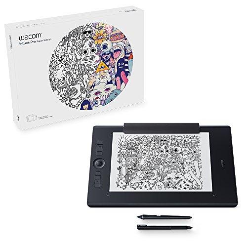 Wacom - Intuos Pro Paper Edition Pen Tablet