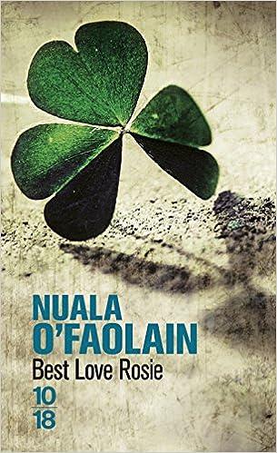 Nuala O'Faolain - Best Love Rosie sur Bookys