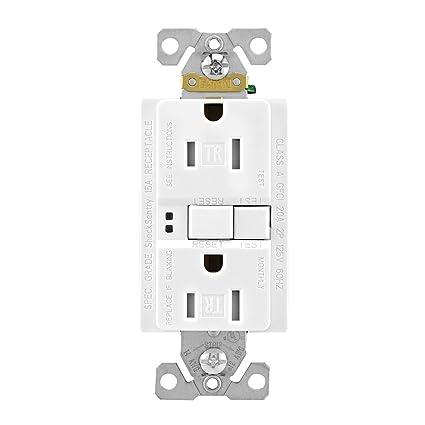 eaton wiring gfci self test 15a 125v tamper resistant duplex eaton wiring gfci self test 15a 125v tamper resistant duplex receptacle standard size