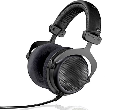 beyerdynamic Dt 880 250 Ohm Pro Semi-Open Studio...