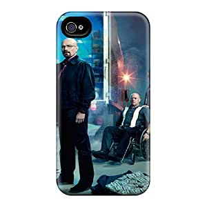 ColtonMorrill Iphone 4/4s Anti-Scratch Hard Phone Cases Provide Private Custom High Resolution Breaking Bad Image [iJV2603dUON]