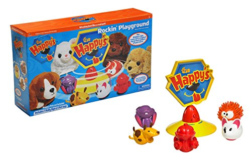 The Happy's Rockin Playground