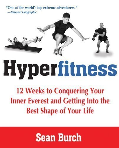 Hyperfitness by Burch, Sean Published by Avery Trade 1st (first) edition (2008) Paperback