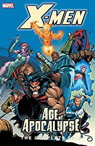 X-Men: The Complete Age of Apocalypse Epic Book 2 (X-Men: Age Of Apocalypse Epic)