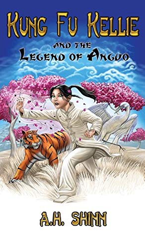 Read Online Kung Fu Kellie and the Legend of Anguo ebook