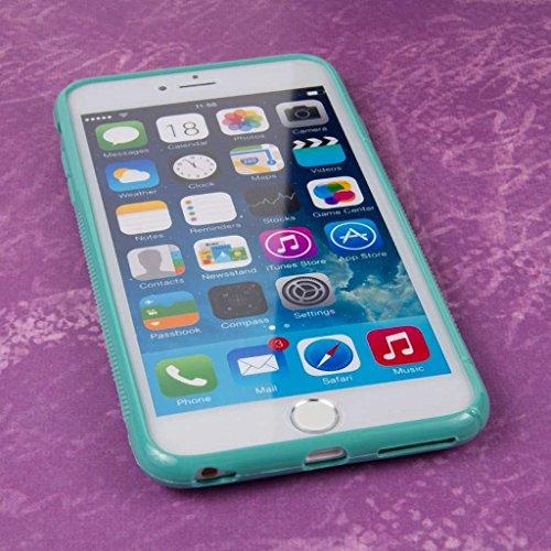 """MPERO FLEX S Series Protective Étui Coque Case for Apple iPhone 6 Plus 5.5"""" - Mint Vert"""