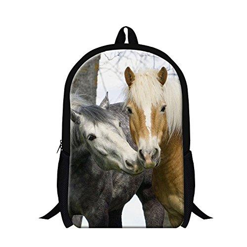 Creativebags Teenagers Backpack Satchel Animal