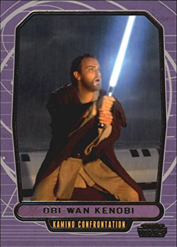 2013 Topps Star Wars Galactic Files 2 Card #400 Obi-Wan Kenobi ()