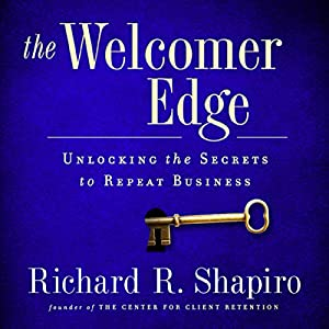 The Welcomer Edge Audiobook