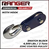 Ranger (2 Tons 4,500 LBs) Commercial Reliability