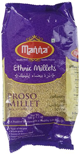 Manna, Ethnic Millets, 1.1 Pound(LB) by Manna