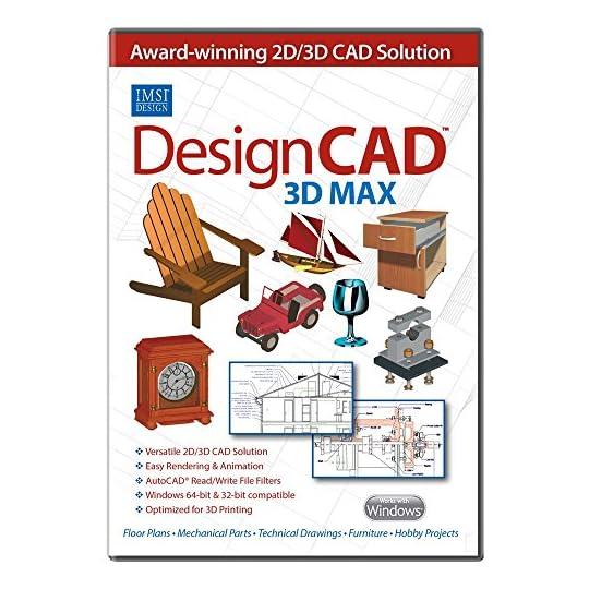 DesignCAD 3D Max v25 [Download]
