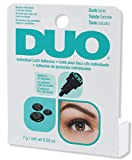 Best Eyelashes Glues - Duo Eyelash Individual Adhesive Dark Tone 0.25 Ounce Review