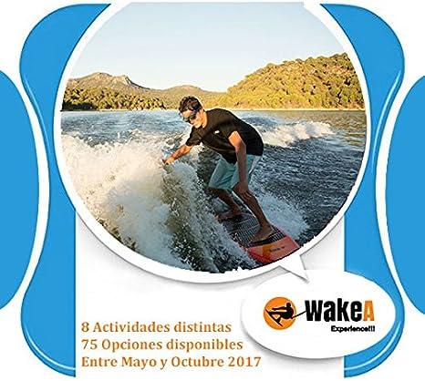 WakeA Experience – Caja de Regalo – Experiencia en Madrid – Pack ...