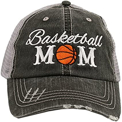 KATYDID Softball Mom Baseball Cap Stylish Cute Sports Hat Trucker Hat for Women