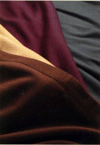 【西川の毛布】ホワイトカシミヤ毛布【シングル 140×210】 ワイン B0054I63IQ ワイン