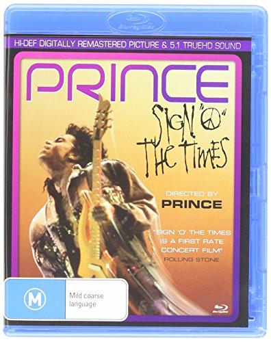 Prince: Sign O the Times [Blu-ray] (Prince Sign O The Times Live 1987)
