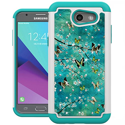 UrSpeedtekLive Absorption Rhinestone Protective Butterfly product image