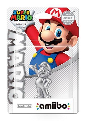 Mario Silver amiibo + Mario Gold amiibo (USA Edition) by Nintendo (Image #3)