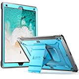 iPad Pro 12.9 inch case, SUPCASE [Heavy Duty] Unicorn Beetle PRO Series Full-body Rugged Protective Case Without Screen Protector for Apple iPad Pro 12.9 inch 2017 release (Blue/Black)