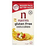 Nairns Gluten Free Oat Cakes 213g (Pack of 6)