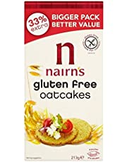 Nairns Gluten Free Oat Cakes 213g