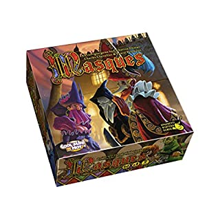 Masques Board Game