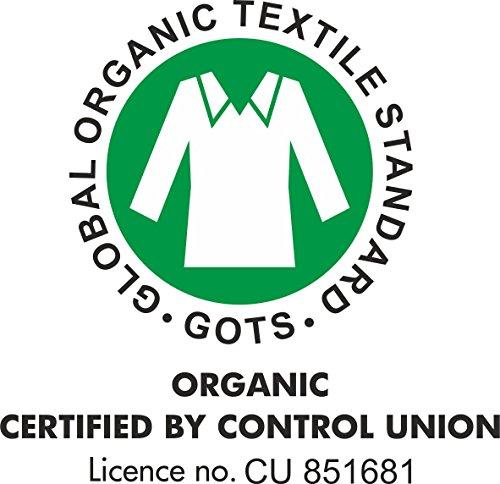 Grund Sea Pines Chemical Free 100% Organic, Large, Driftwood, 1 pieceganic Throw Blanket by Grund (Image #3)
