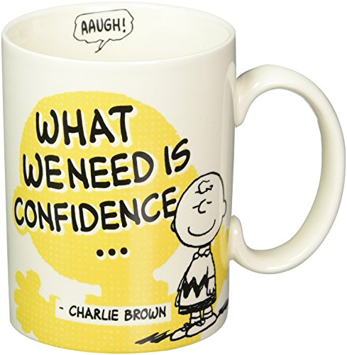 Department 56 - Charlie Brown Confidence