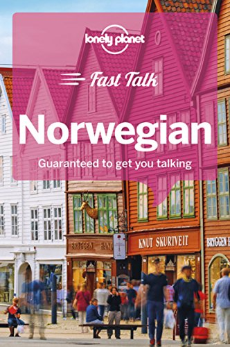 Lonely Planet Fast Talk Norwegian (Phrasebook)...