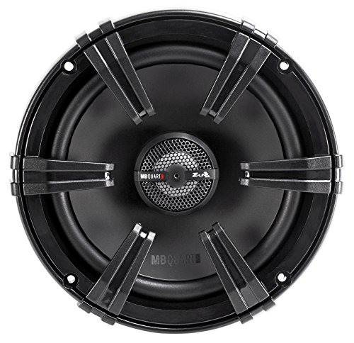 (4) MB Quart ZK1-116 6.5'' 480 Watt Car Audio Speakers w/Ceramic Coated Tweeters by MB Quart (Image #1)